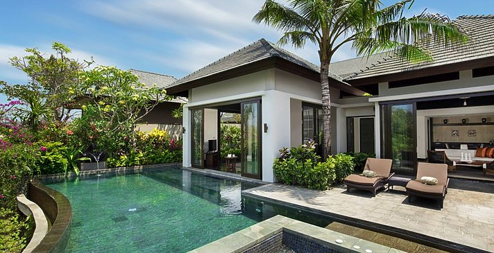 Banyan Tree Ungasan - Pool Villa Garden View