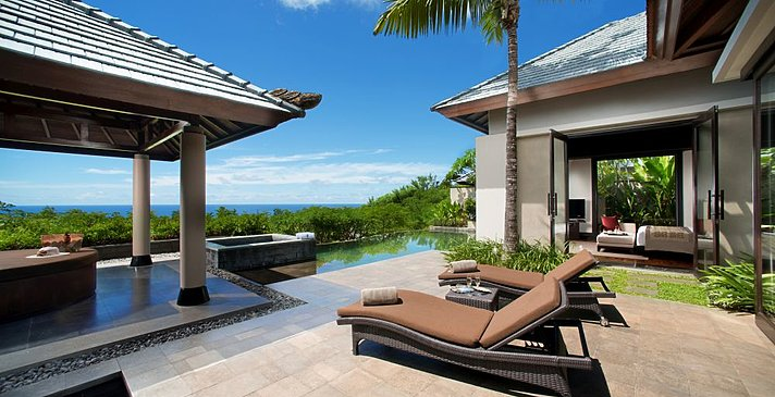 Banyan Tree Ungasan - Pool Villa Sea View