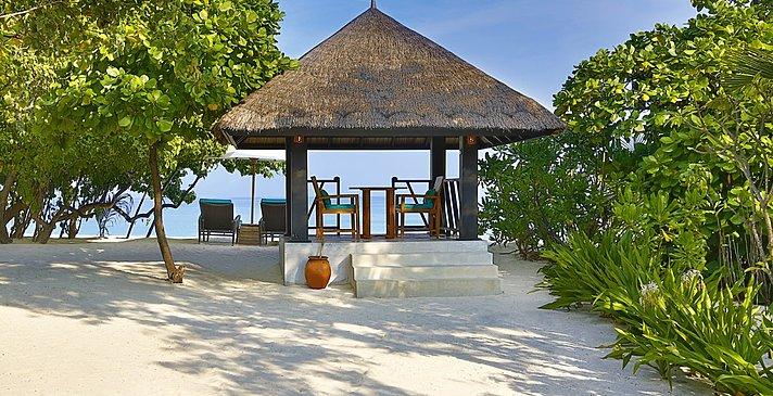 Beach Bungalow mit Plunge Pool - JA Manafaru