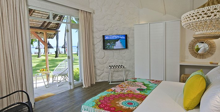 Beach Pavilion Room - La Pirogue