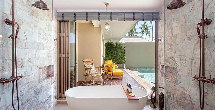 Beach Pool Villa - Devasom Khao Lak Beach Resort & Villas