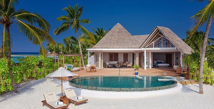 Beach Residence - Milaidhoo Island Maldives