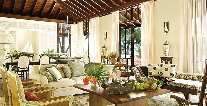 Beach Suite - Four Seasons Resort Seychelles