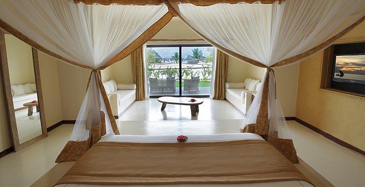 Beach Suite - Gold Zanzibar Beach House & Spa
