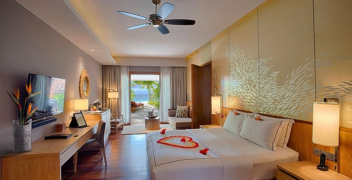 Beach Suite - Lily Beach Resort & Spa