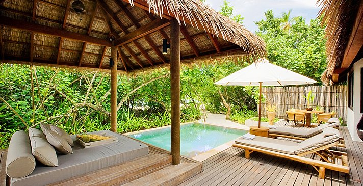 Beach Suite Pooldeck - COMO Maalifushi