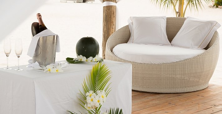 Beach Suite mit Pavilion - Gold Zanzibar Beach House & Spa