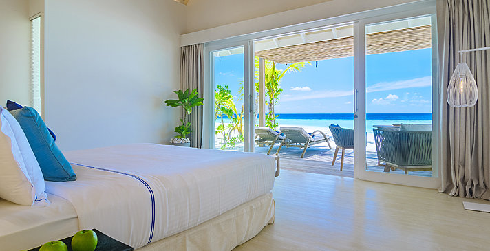 Beach Villa - Baglioni Resort Maldives
