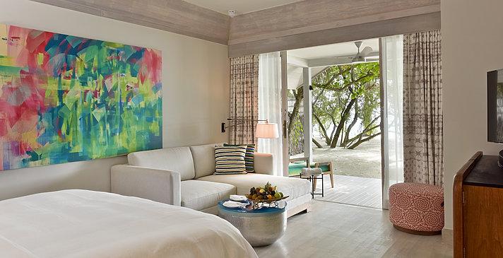 Beach Villa - Kanuhura Maldives