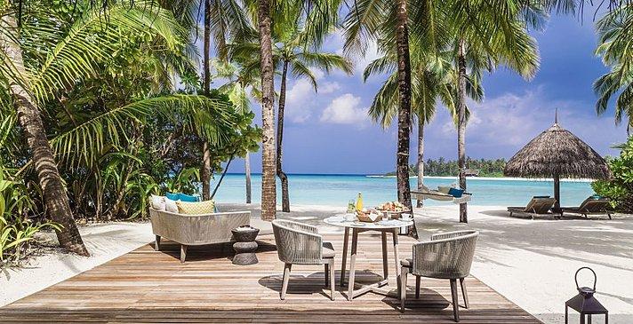 Beach Villa - One&Only Reethi Rah