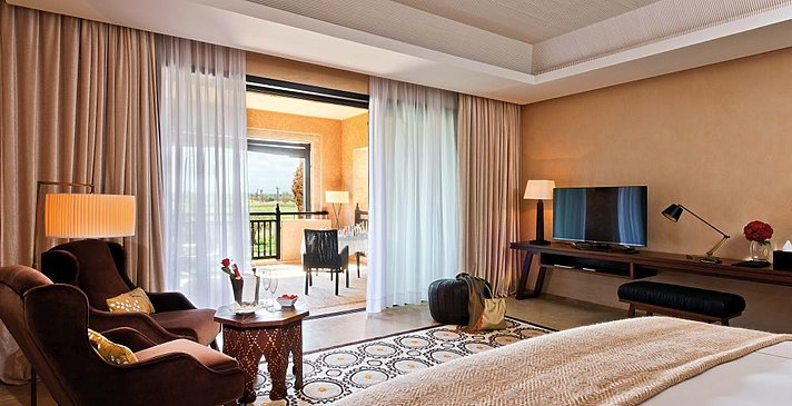 Fairmont Royal Palm Marrakech - Family Suite