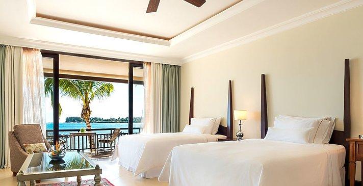 Beachfront Deluxe - The Westin Mauritius Turtle Bay Resort