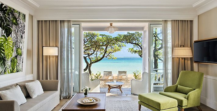 Beachfront Suite - Heritage Le Telfair Golf & Wellness Resort