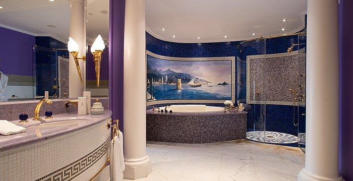 Beispiel Badezimmer - Burj Al Arab Jumeirah