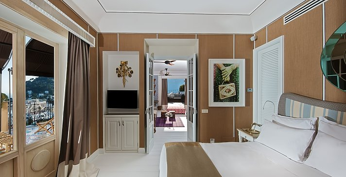Bellevue Suite - Capri Tiberio Palace