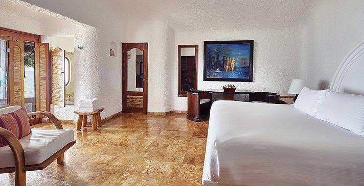 Deluxe Ocean View Room - Belmond Maroma Resort & Spa
