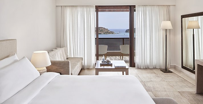Superior Bungalow Sea View - Blue Palace, A Luxury Collection Resort & Spa
