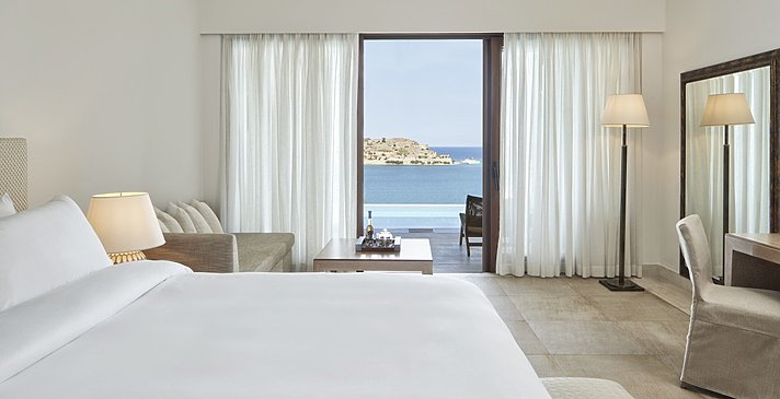 Superior Bungalow Sea View Private Pool - Blue Palace, A Luxury Collection Resort & Spa