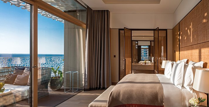 Bulgari Suite - Bulgari Resort Dubai