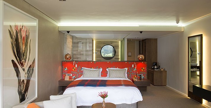 Cabernet Room - Mont Rochelle