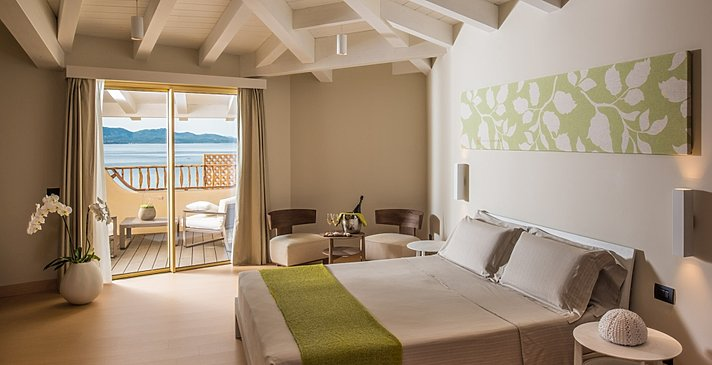 Junior Suite Sea View - CalaCuncheddi