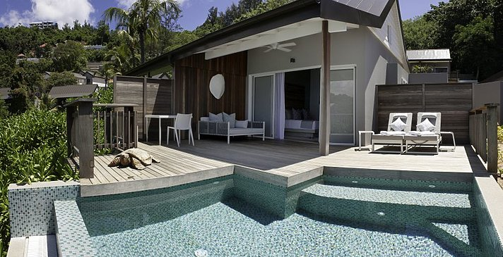 Carana Beach - Ocean View Pool Chalet