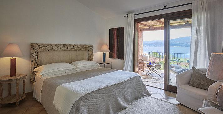 Charming Sea View Room - Villa del Golfo Lifestyle Resort