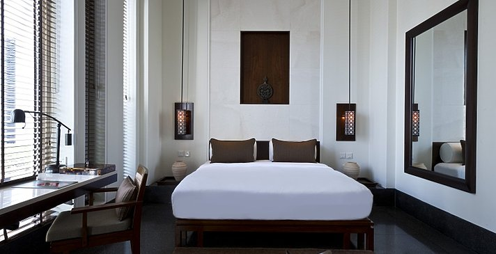 Chedi Deluxe (Club) - The Chedi - Muscat