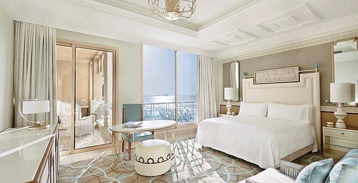 Classic Room King (King-Zimmerbeispiel aber ohne Balkon und Blick auf den Golfplatz)