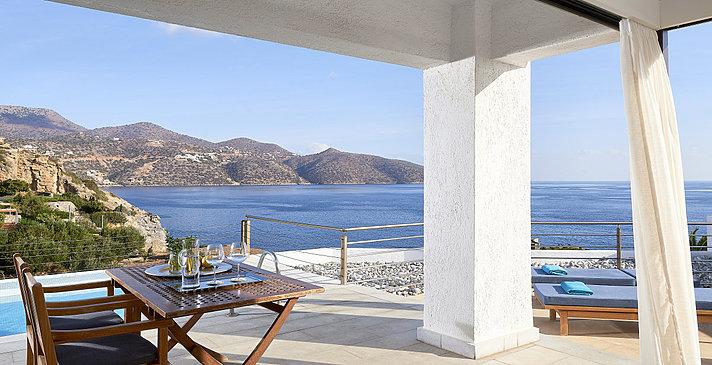 Classic Suite Private Pool - St. Nicolas Bay Resort Hotel & Villas