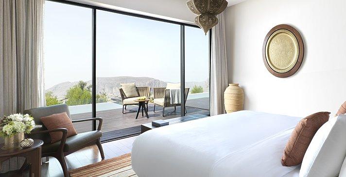 Cliff Pool Villa - Anantara Jabal Akhdar Resort
