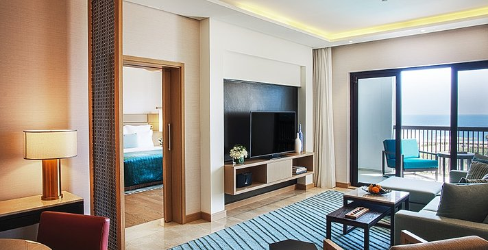 Club Resort Suite Wohnzimmer