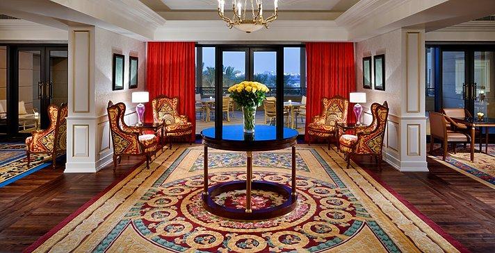 Club Lounge - Palazzo Versace Dubai