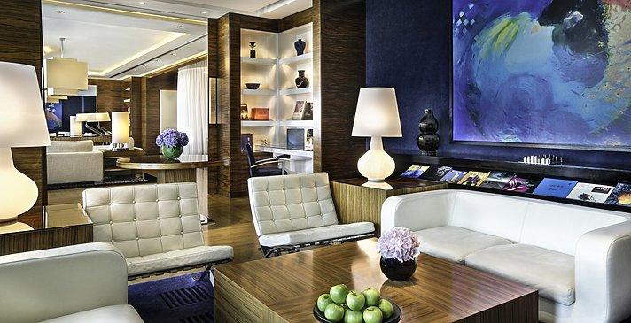 Club Lounge im The Ritz-Carlton, Bahrain