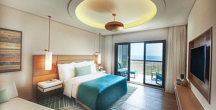 Club Resort Suite Schlafzimmer