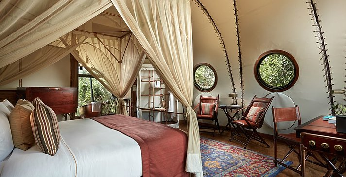 Cocoon Suite - Wild Coast Tented Lodge