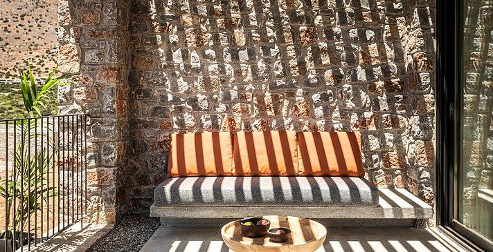 Core Open Plan Suite mit Outdoor Jacuzzi - Domes of Elounda, Autograph Collection