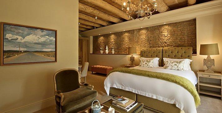 Courtyard Room - Villa La Grange - La Clé des Montagnes