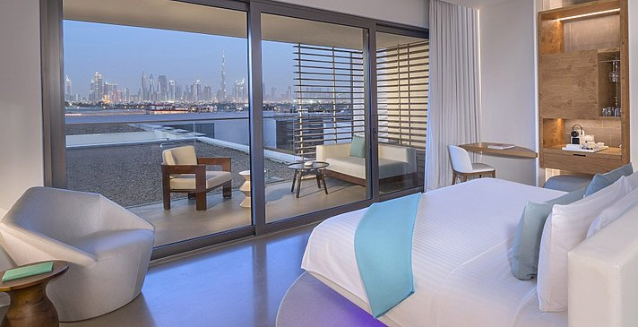 Covet Room - Nikki Beach Resort & Spa Dubai