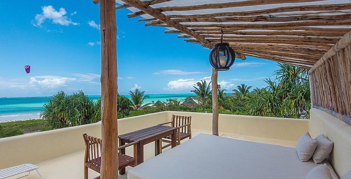 Dachterrasse Beachfront 1 BR Villa - White Sand Luxury Villas & Spa