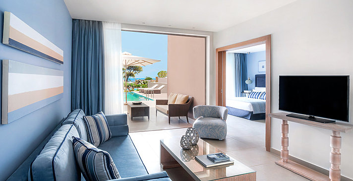 Deluxe 1 BR Bungalow Suite Private Pool - Ikos Olivia