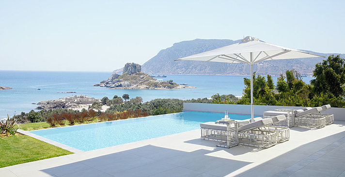 Deluxe 1BR Bungalow Suite Private Pool - Ikos Aria