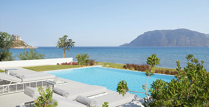 Deluxe 2BR Bungalow Suite Private Pool - Ikos Aria