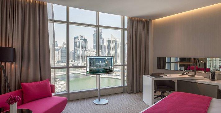 Deluxe/Club Room - InterContinental Dubai Marina