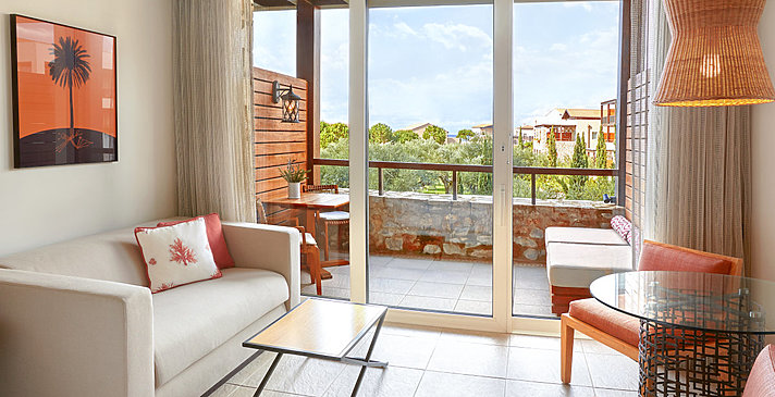 Deluxe Garden View - The Westin Resort Costa Navarino