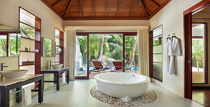 Deluxe Hillside Pool Villa - Hilton Seychelles Labriz Resort & Spa