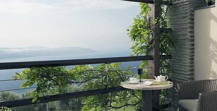 Deluxe Junior Suite - Lefay Resort & SPA Lago di Garda