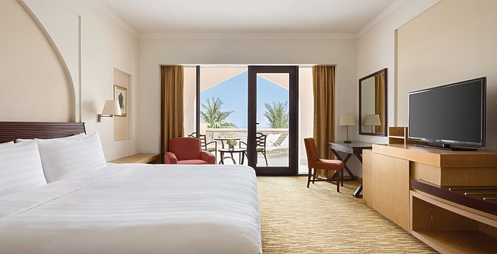 Deluxe King - Shangri-La Barr Al Jissah - Al Bandar