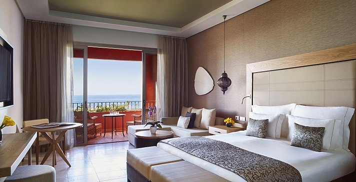 Deluxe Ocean / Club Ocean - The Ritz-Carlton, Abama
