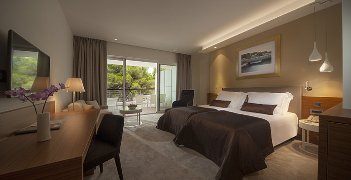 Deluxe Park Side - Hotel Bellevue Losinj